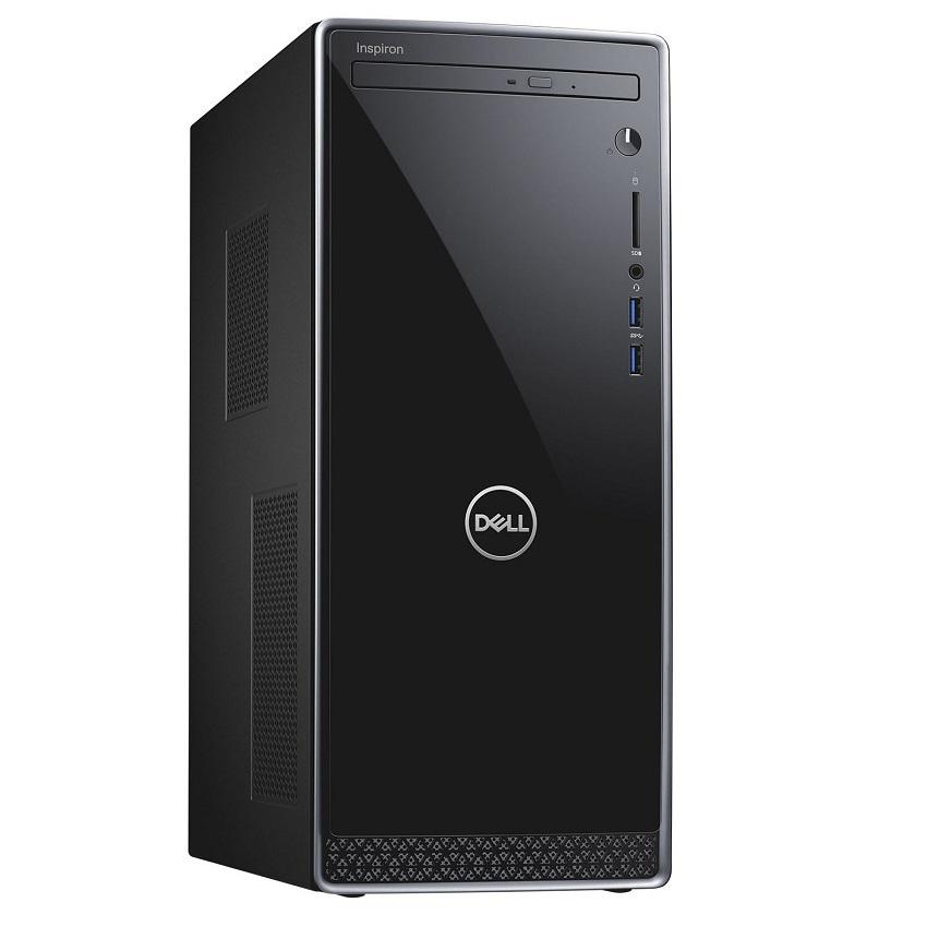 PC Dell Inspiron 3671 (i3-9100/8GB RAM/1TB HDD/WL+BT/K+M/Win 10) (MTI37122W-8G-1T) chính hãng