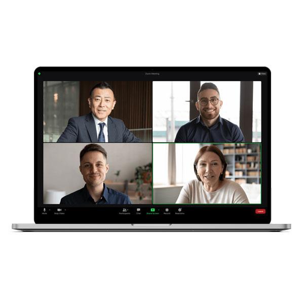 Combo Zoom Pro + Webinar 500 Attendees 1 năm