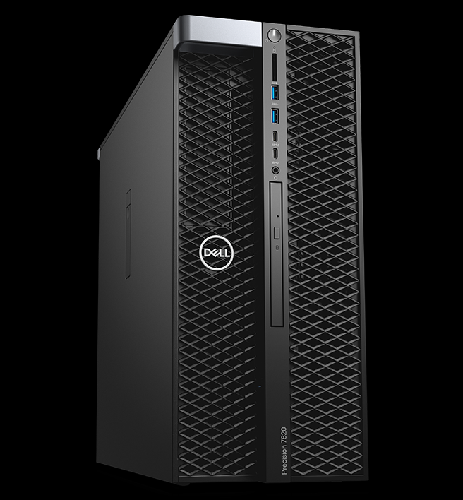 {42PT78D021}Precision 7820 Tower XCTO Base- Bronze 3104-16GB-2TB-NVIDIA Quadro P2000(5GB)-Win10P-3Y chính hãng