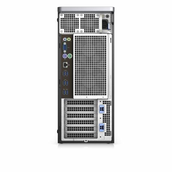 {42PT58DW20}Precision 5820 Tower XCTO Base-W-2123-16GB-1TB-NVIDIA Quadro P2000(5GB)-Win10P-3Y chính hãng