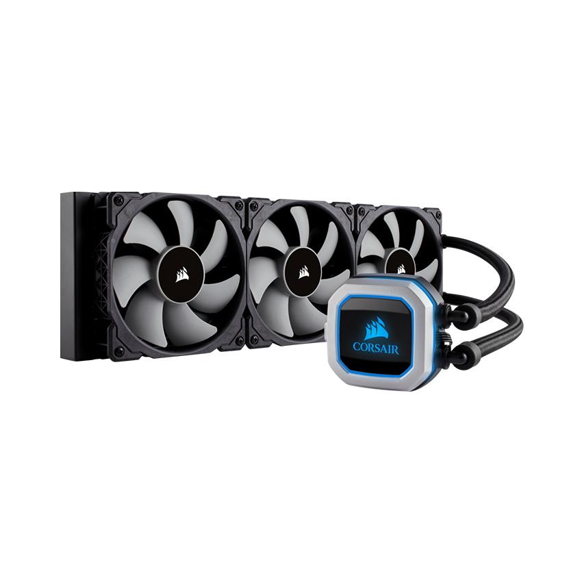 Tản nhiệt nước CPU Hydro Series™ H150i PRO RGB 360mm Liquid CPU Cooler