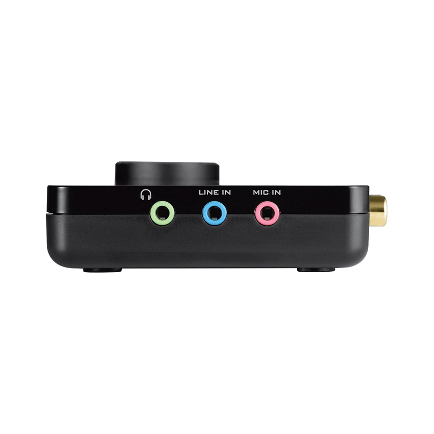 Card Sound Creative Blaster X-FI Pro SB1095 USB 5.1 (Có điều khiển) chính hãng