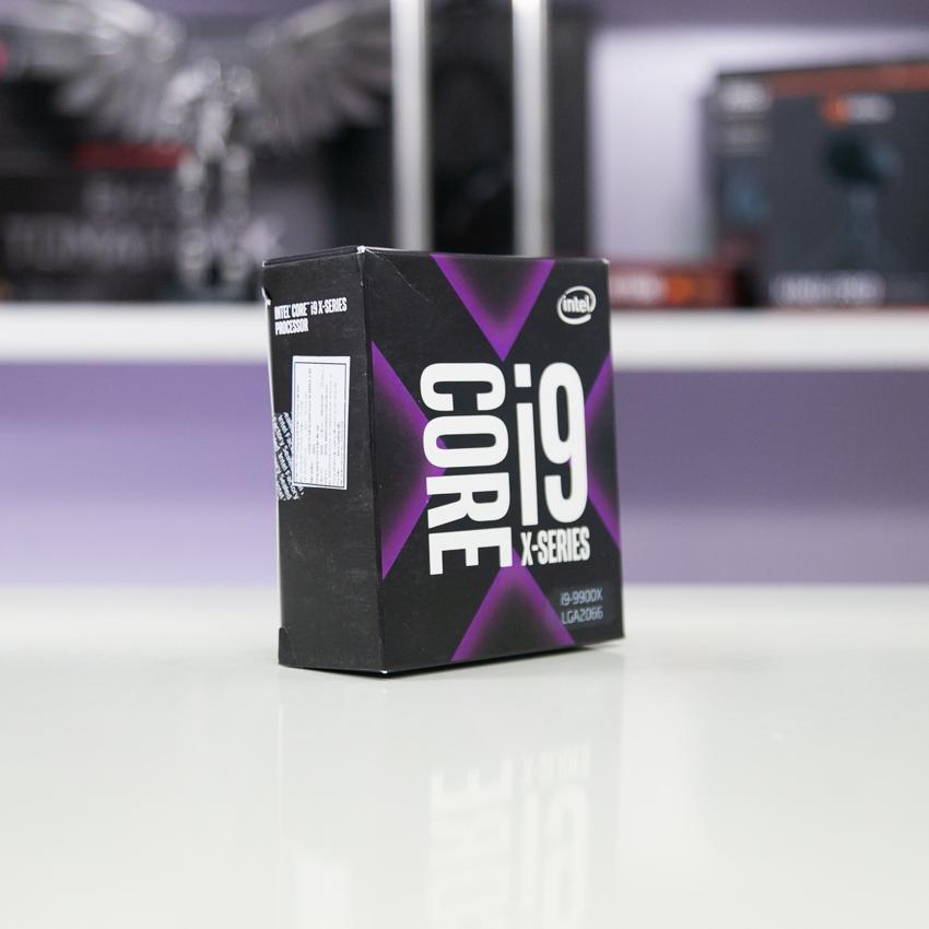 CPU Intel Core i9-9900X (3.5GHz turbo up to 4.4GHz, 10 nhân 20 luồng, 19.25MB Cache, 165W) - Socket Intel LGA 2066 chính hãng