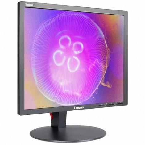 Màn hình máy tính Lenovo ThinkVision E2054 19.5-inch LED Backlit LCD Monitor, 3Y WTY (60DFAAR1WW) chính hãng