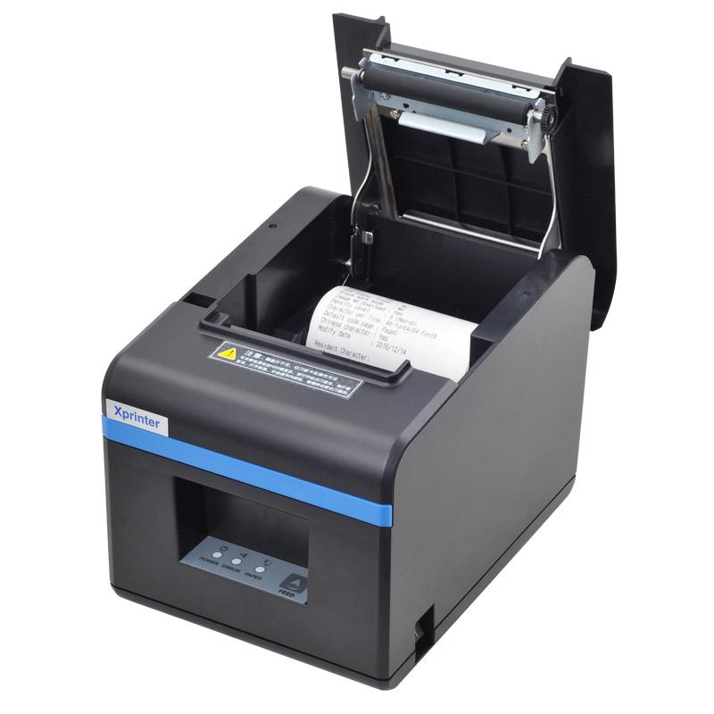 Máy in hóa đơn Xprinter XP-N160II chính hãng