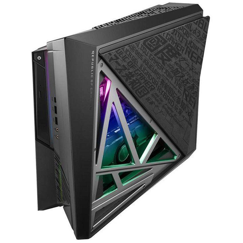 PC Asus ROG Huracan G21CX (i5-9400F/8GB RAM/512GB SSD/RTX2060/Win 10) (G21CX-VN006T) chính hãng