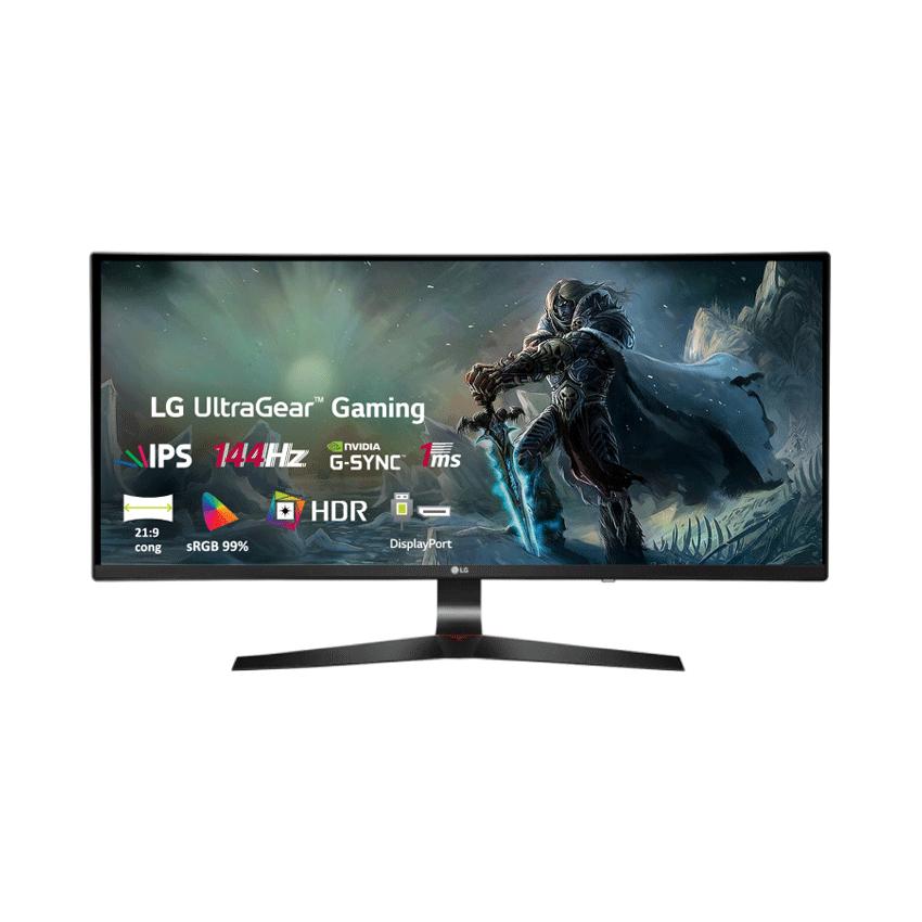Màn hình LG 34GL750-B (34 inch/UWHD/IPS/144Hz/5ms/300 nits/HDMI+DP/GSync) chính hãng