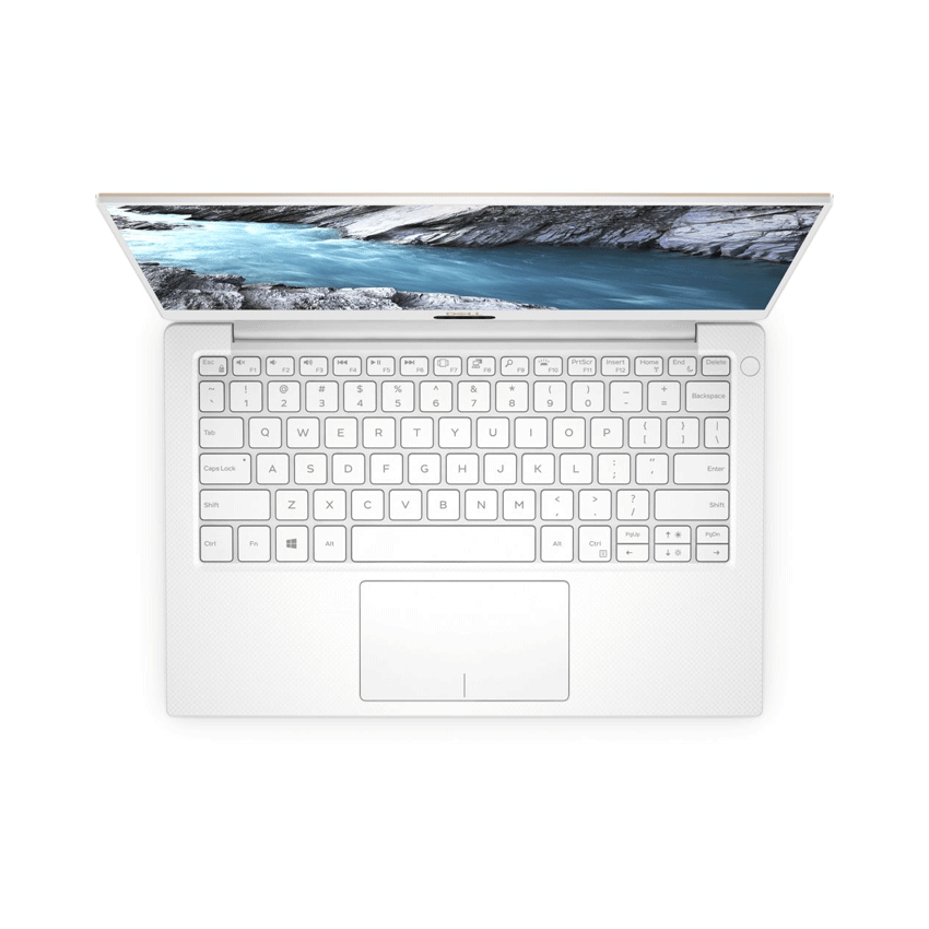 Laptop Dell XPS 13 9370 415PX3 (i7 8550U/8GB RAM/Intel UHD 620/256GB SSD/13.3 inch FHD/Win 10) chính hãng