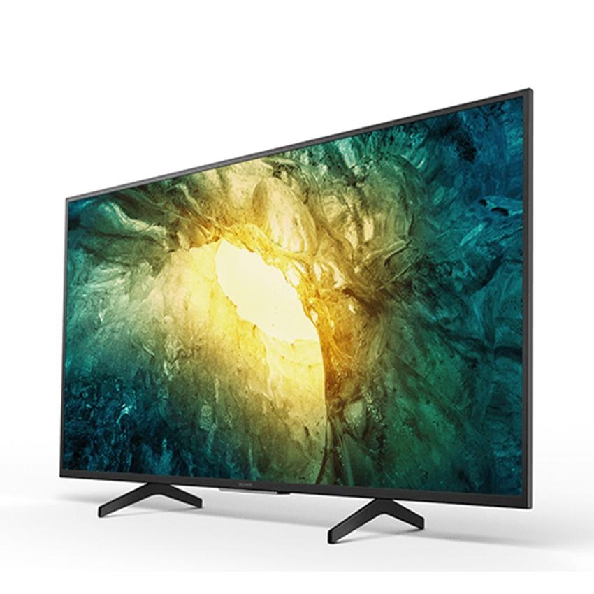 Tivi Sony Android 4K 55 inch KD-55X7500H(Mới 2020) chính hãng