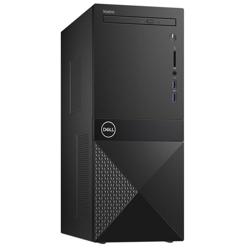 PC Dell Vostro 3670 (G5420/4GB RAM/1TB HDD/DVDRW/WL/K+M/Ubuntu) (MTG5420-4G-1T) chính hãng