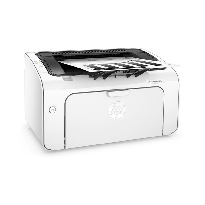 Máy In HP LaserJet Pro M12a (T0L45A) chính hãng