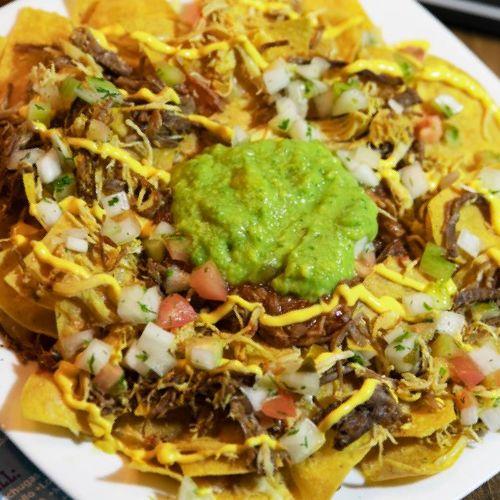 Los mejores nachos y comida mexicana de palmira