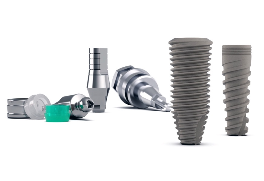 Каталог DIF Dental Implants