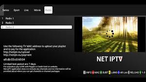 App Net IPTV