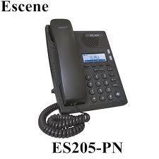 Escene ES205-N -Teléfono IP Basico