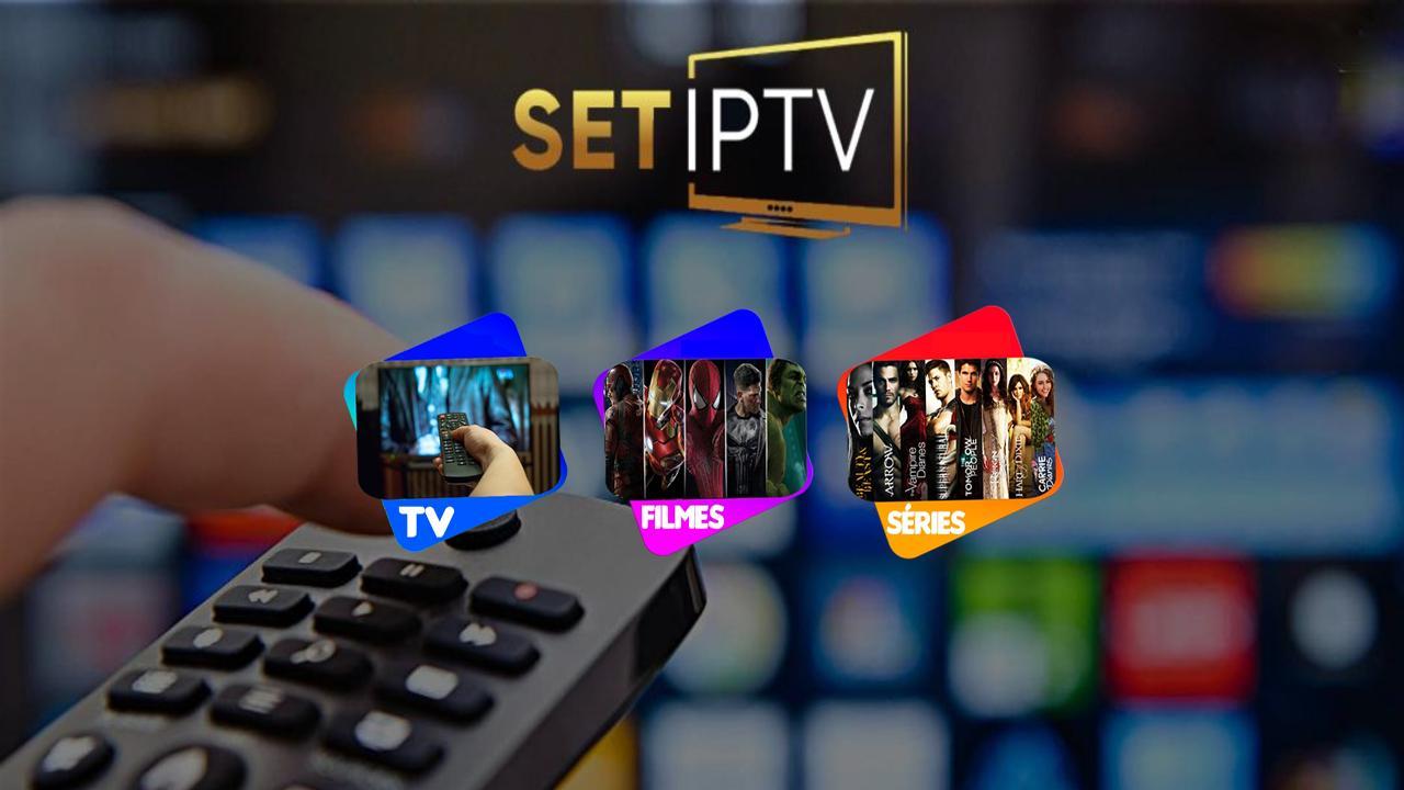 App Set IPTV
