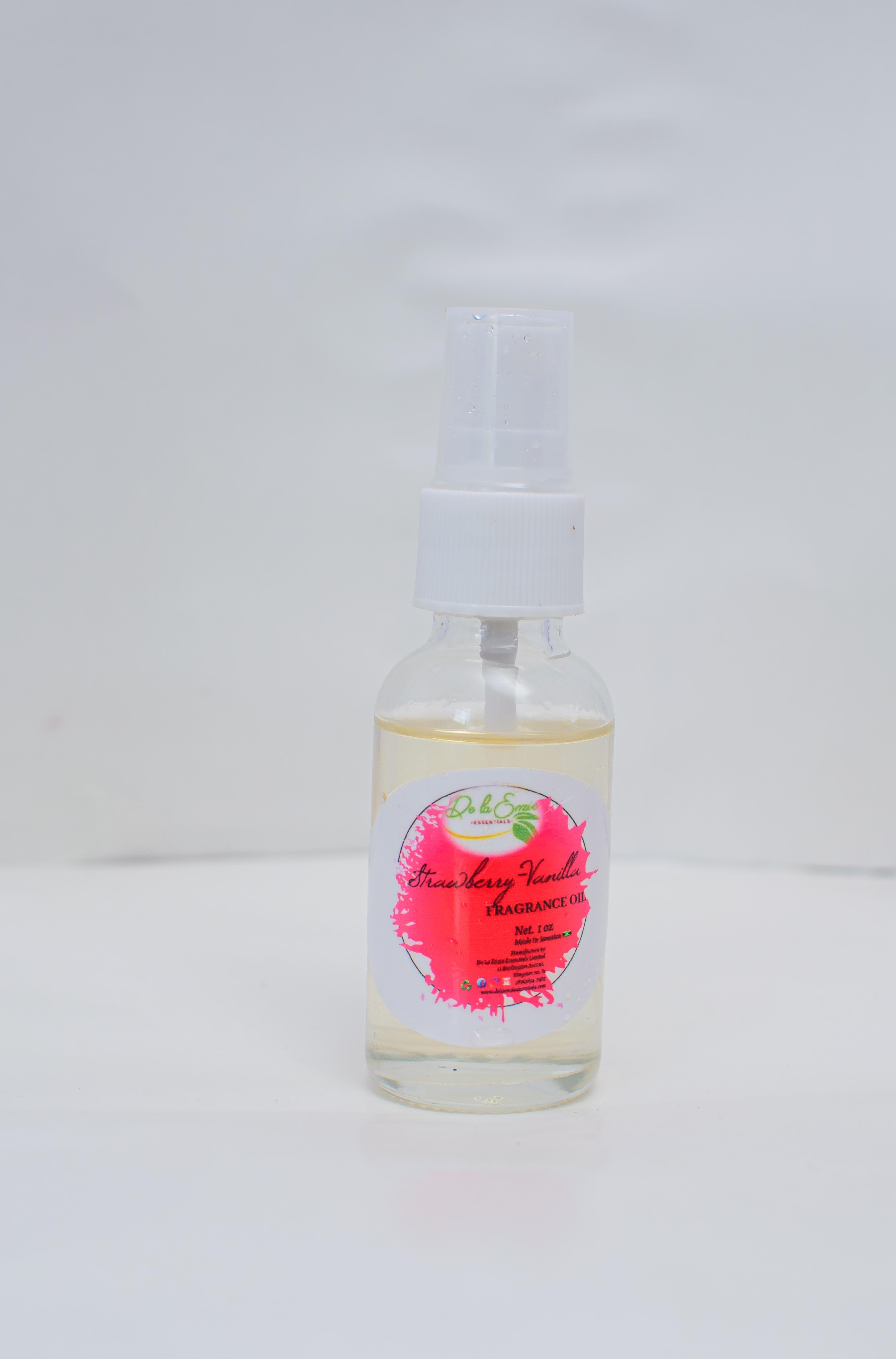 Strawberry Vanilla Fragrance Oil