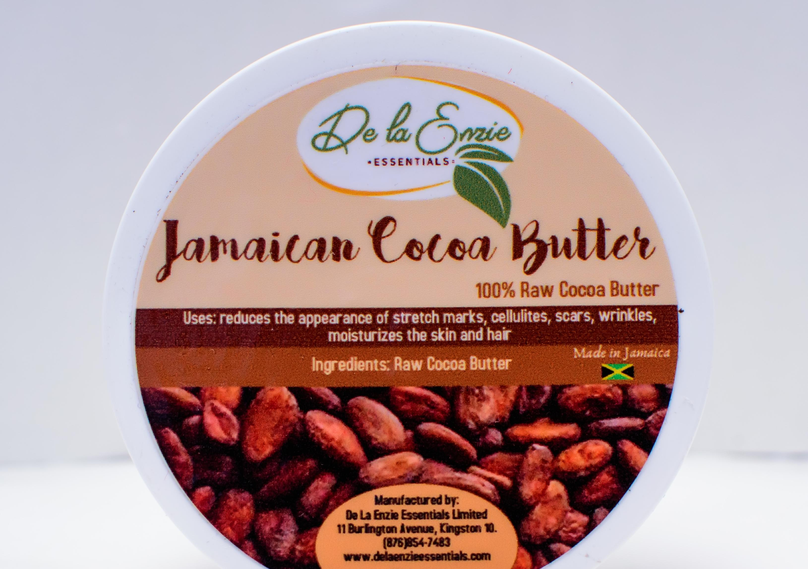 Jamaican Raw Cocoa Butter