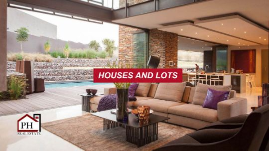 House and Lot listings