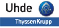 UHDE Thyssen Krupp logo