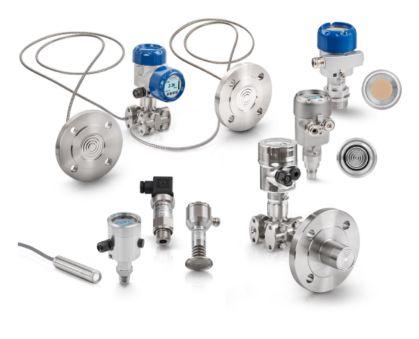 Pressure level sensors image