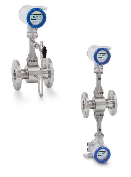 Vortex flow meters image