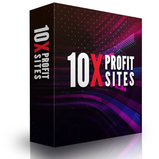 10X Profit Sites is a new software and complete system that makes it easy for literally anyone to make daily commissions on affiliate networks.