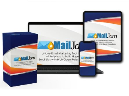 MailJam is an all-in-one cloud-based email marketing software which includes everything you need to create, send, track, and profit from email marketing.