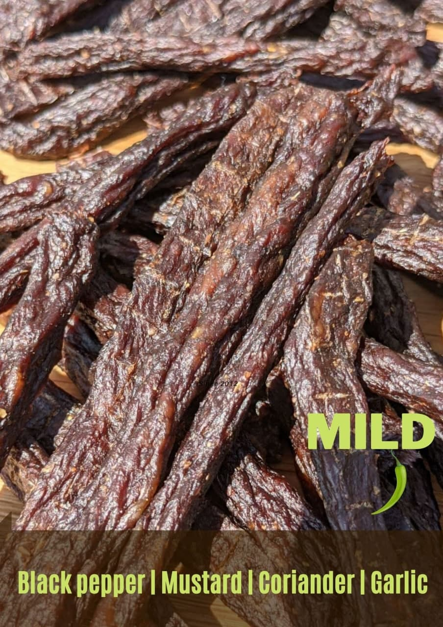 Dried Beef Sausages