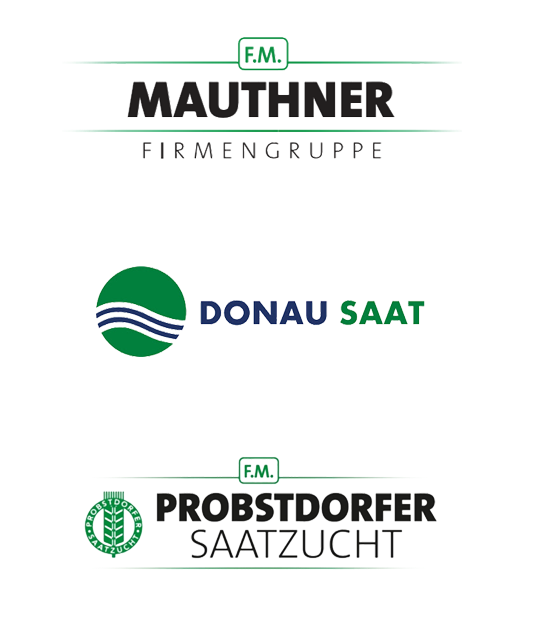 Logotipi Mauthner, Donau Sat i Probstdorfer saatzucht
