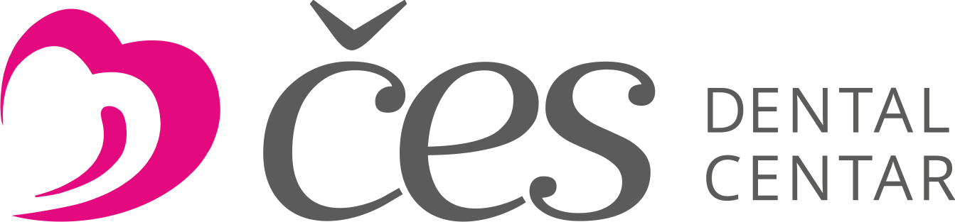 Logotip - Stomatološka ordinacija, Dental centar Čes, Osijek, Josip Čes, zubar