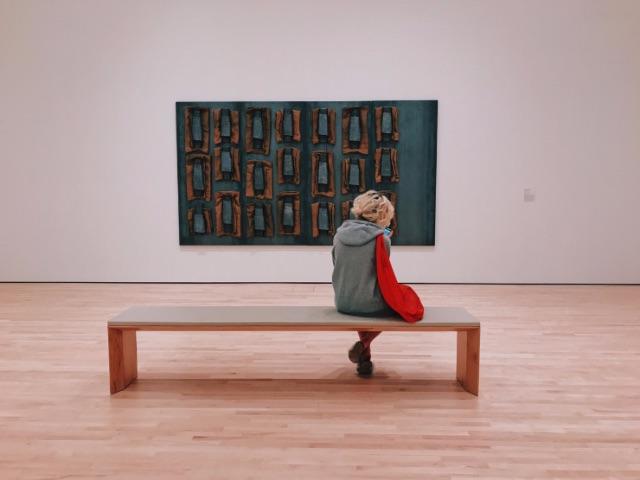 pantallas para museos