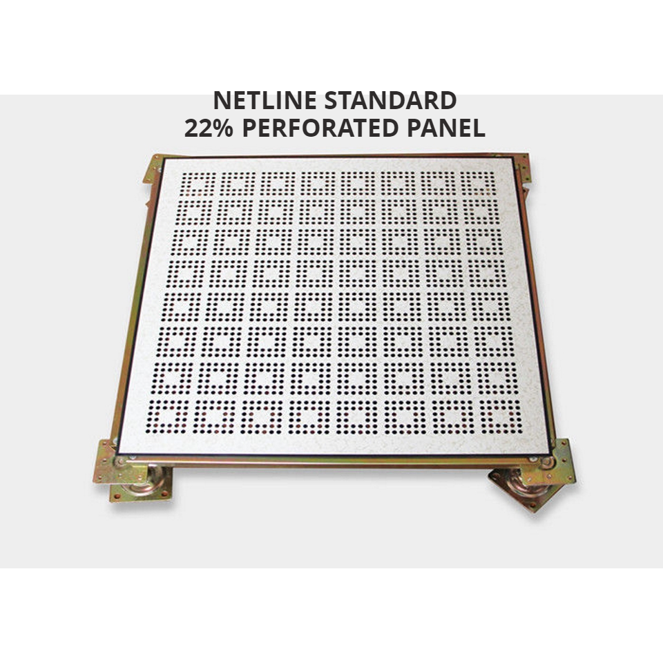 Netline Perforated Panel with 22% Open Area