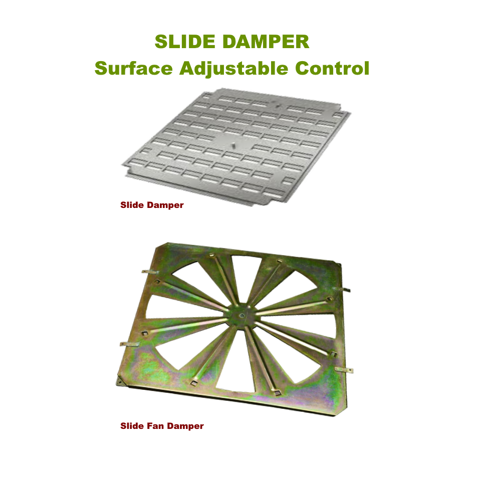 Netline Airflow Control Damper