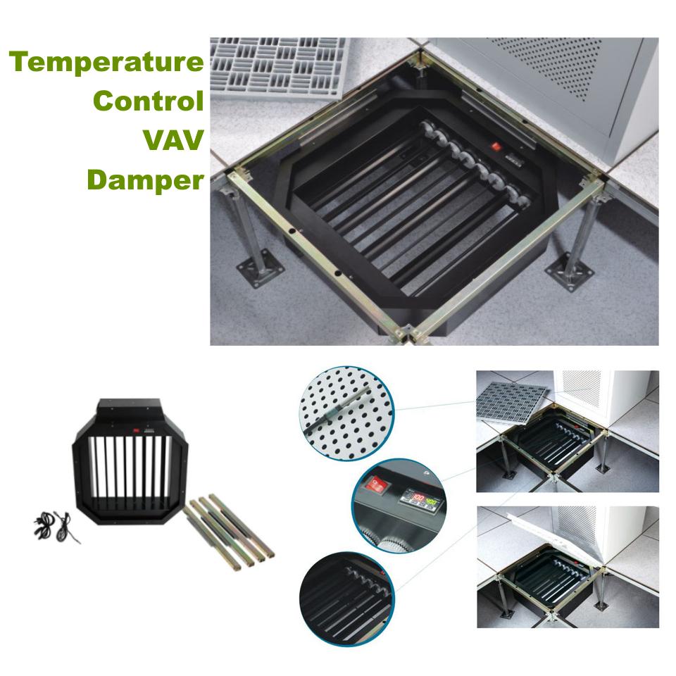 Netline Temperature Control VAV Damper