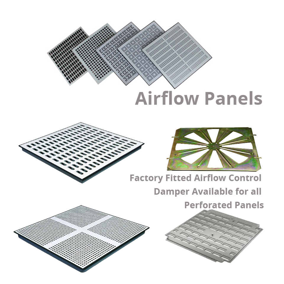 Netline Airflow Panels