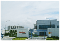 ExxonMobil Chemical in Jurong Island