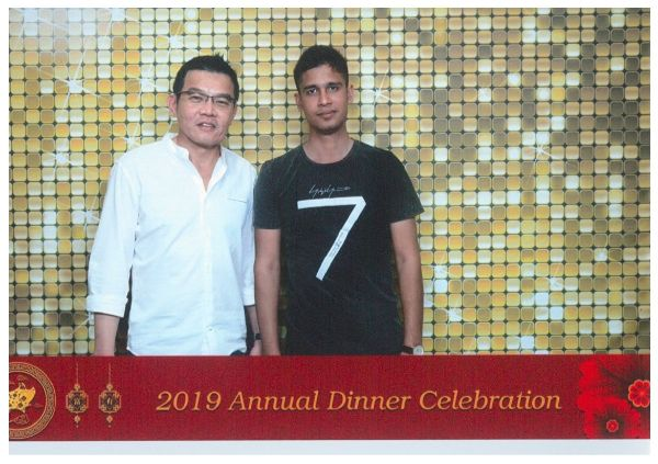 Netline Annual Dinner 2019