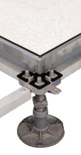 Netline Aluminium Access Floor Panel