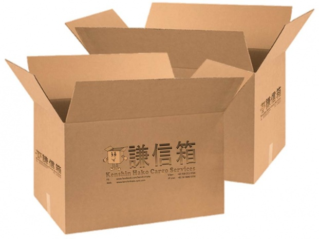 Twin Box - Kenshin Hako Cargo Services