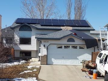 Edmonton Home Solar Power