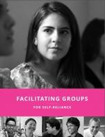 Facilitating Groups - Manual Cover