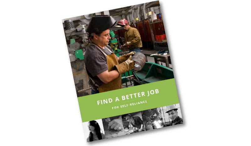 Find a Better Job - Manual Cover