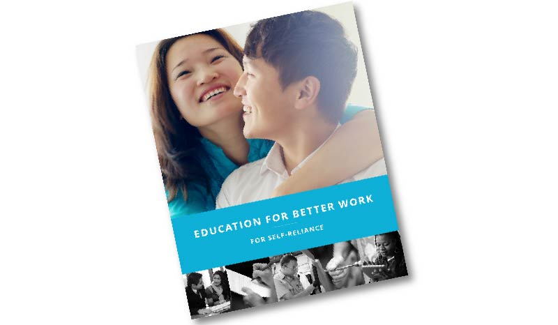 Education for a Better Work - Manual Cover