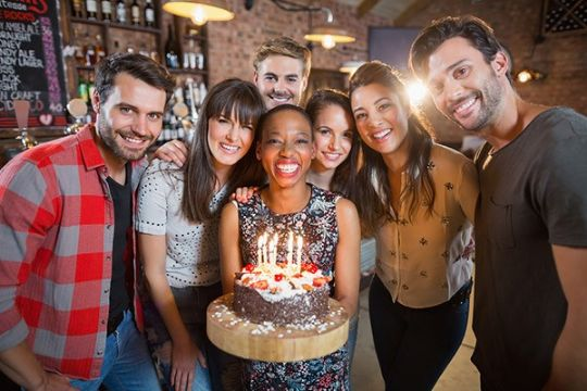 Birthdays for restaurants