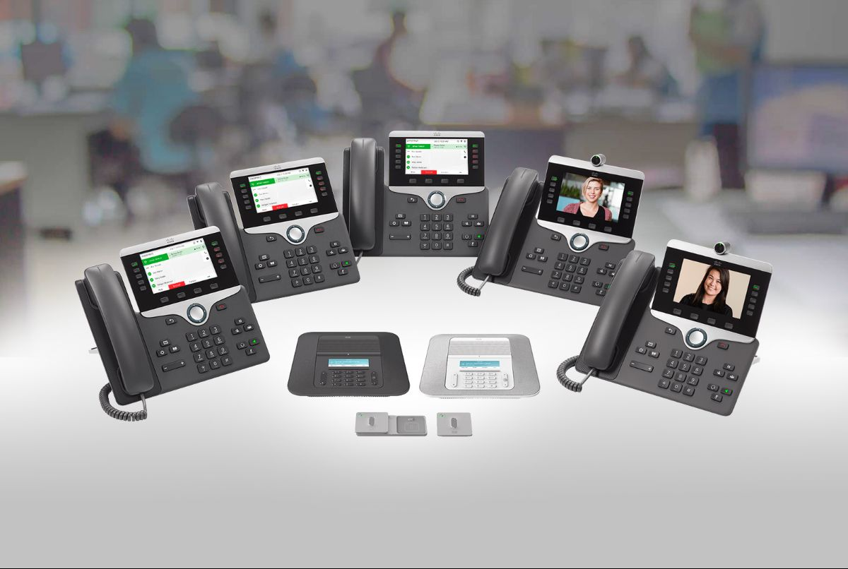 Cloud based UC solution for Cisco phones