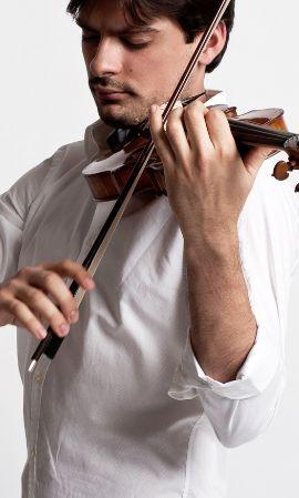 Luíz Filíp, violinista