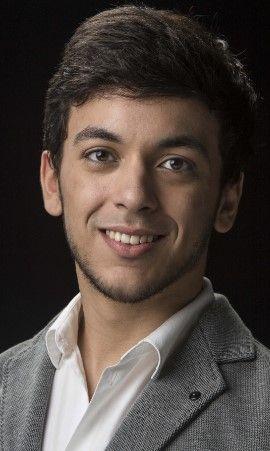 Lucas Thomazinho, pianista