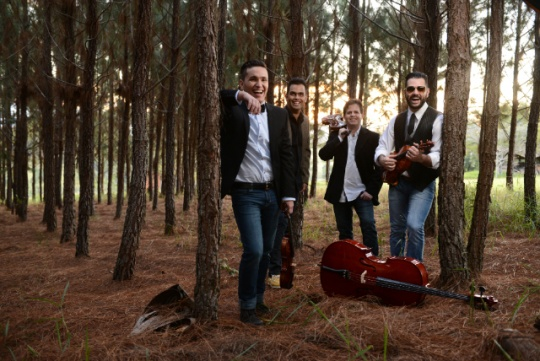 Groove Guys, Quarteto