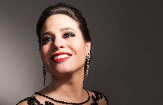 Lina Mendes, soprano